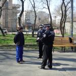 Activităţi de menţinere a ordinii publice în zonele de agrement