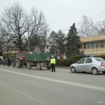 Asigurarea fluenţei traficului rutier la executarea de lucrări edilitar-gospodăreşti