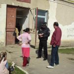 Colaborarea cu Serviciul Public de Asistenţă Socială la centrul de la Şcoala nr. 13