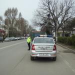 Asigurarea fluenţei traficului rutier la acţiuni ale DADP