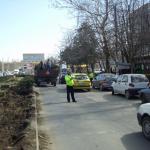 Asigurarea fluenţei traficului rutier pe b-dul Unirii